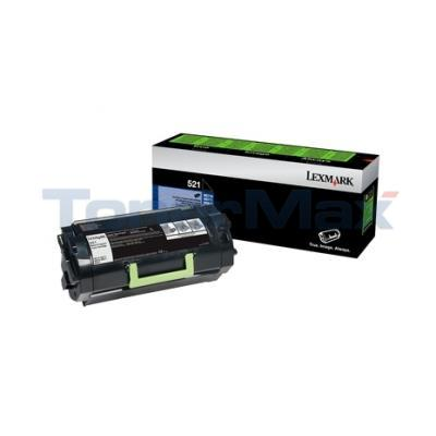 LEXMARK MS812 RP TONER CARTRIDGE 6K
